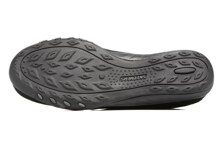 Sneakers Skechers Breathe-Easy - Moneybags Svart bild från ovan