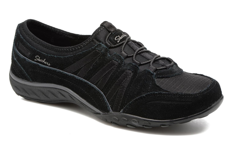 Sneakers Skechers Breathe-Easy - Moneybags Sort detaljeret billede af skoene