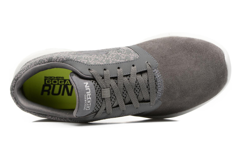 Chaussures de sport Skechers Go run 601 Gris vue gauche