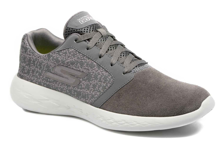 Chaussures de sport Skechers Go run 601 Gris vue détail/paire