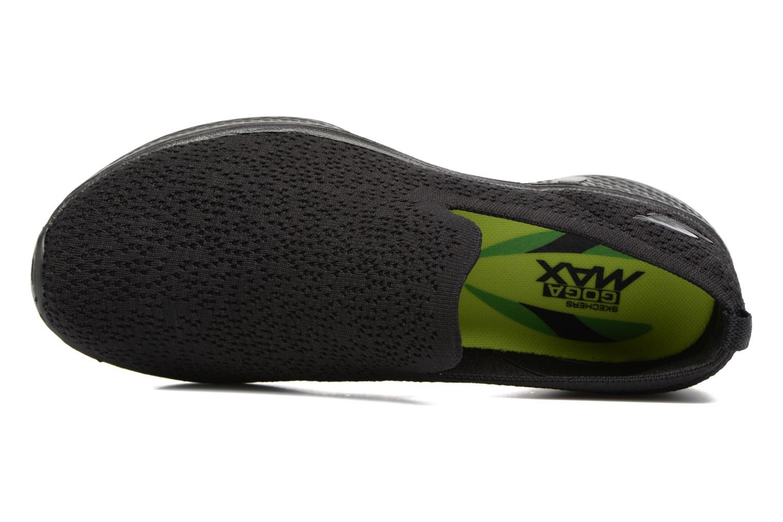 Chaussures de sport Skechers Go walk 4 gifted Noir vue gauche