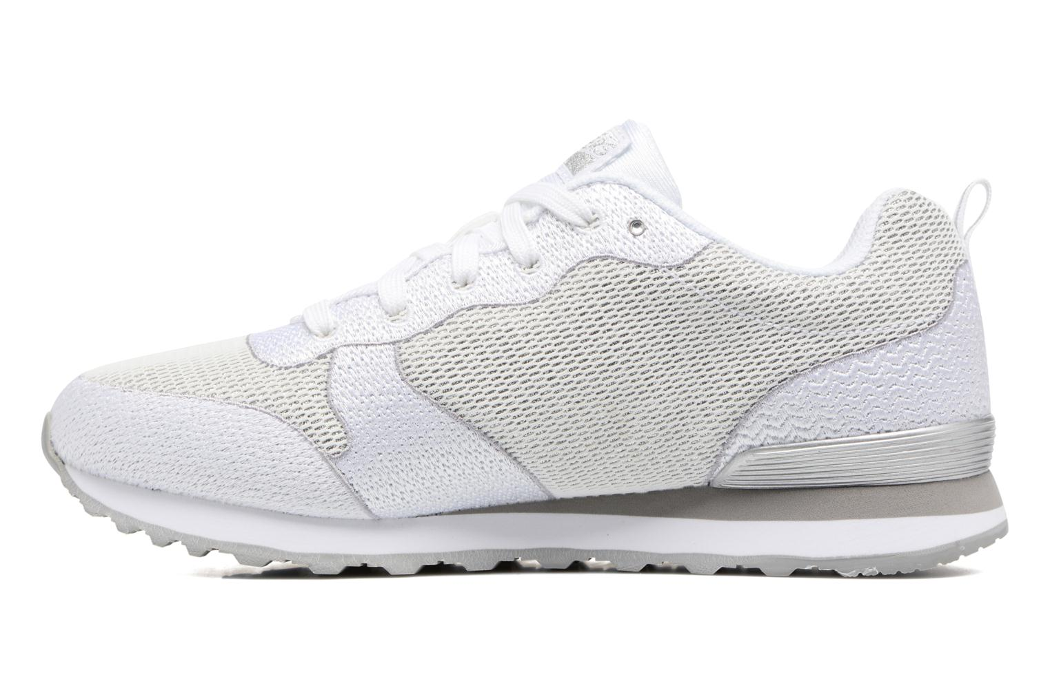 Baskets Skechers OG 85 W Blanc vue face