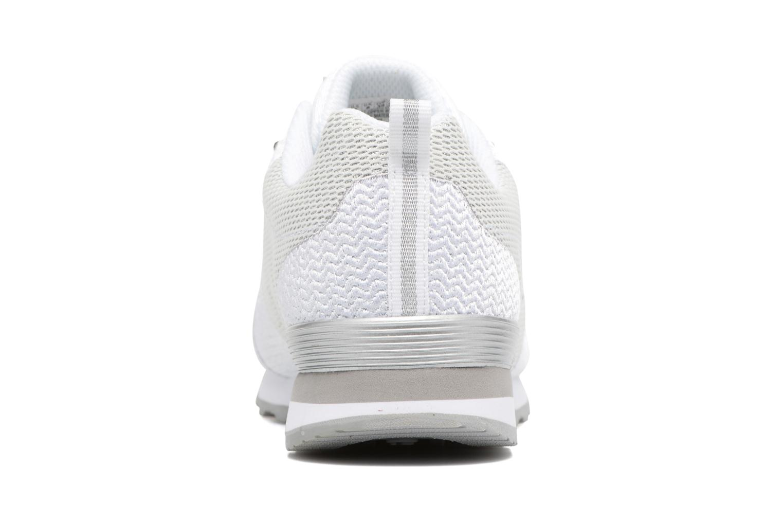 Deportivas Skechers OG 85 W Blanco vista lateral derecha
