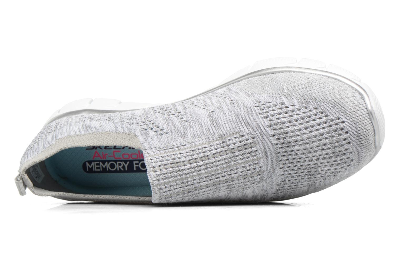 Sneaker Skechers Empire round up grau ansicht von links