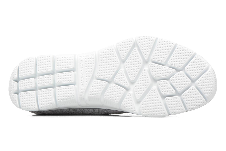 Sneaker Skechers Empire round up grau ansicht von oben
