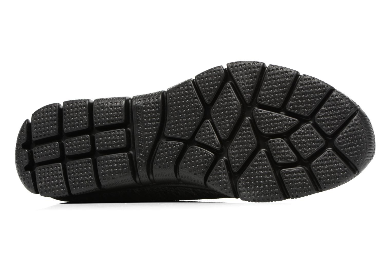 Sneakers Skechers Empire inside look Grigio immagine dall'alto