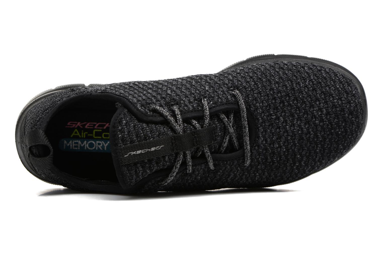 Zapatillas de deporte Skechers Flex Appeal 2.0 Bold Move Gris vista lateral izquierda