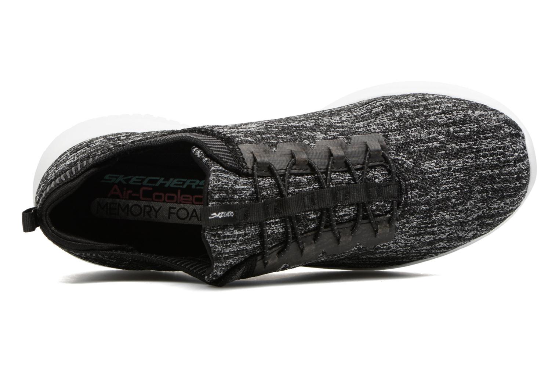 Scarpe sportive Skechers Ultra Flex Bright Horizon Grigio immagine sinistra