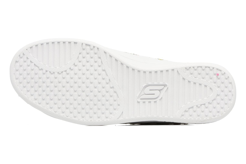 Sneakers Skechers Omne So L.A. Bianco immagine dall'alto