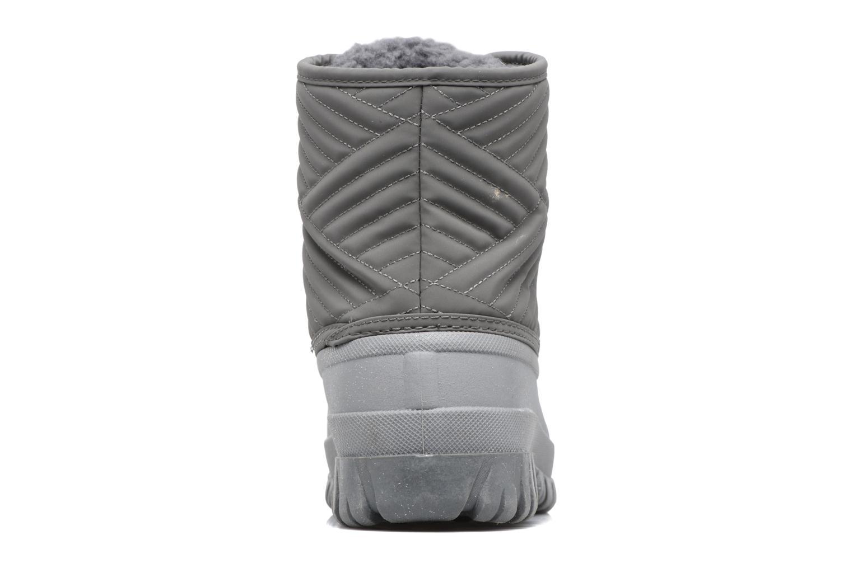 Zapatillas de deporte Skechers Windom dry spell Gris vista lateral derecha