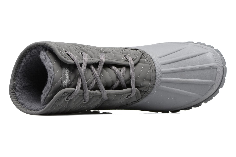 Zapatillas de deporte Skechers Windom dry spell Gris vista lateral izquierda