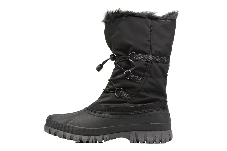Sport shoes Skechers Windom Ontario Black front view