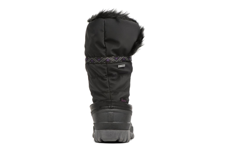 Zapatillas de deporte Skechers Windom Ontario Negro vista lateral derecha