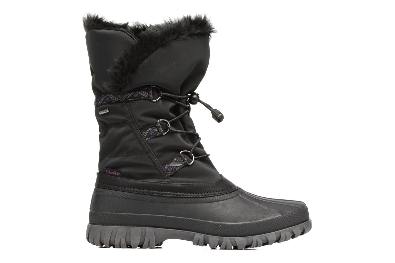 Sport shoes Skechers Windom Ontario Black back view