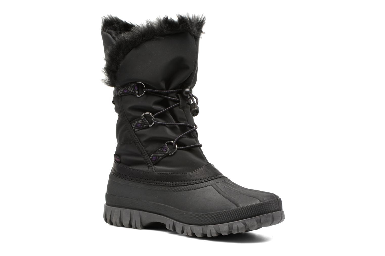 Sport shoes Skechers Windom Ontario Black detailed view/ Pair view