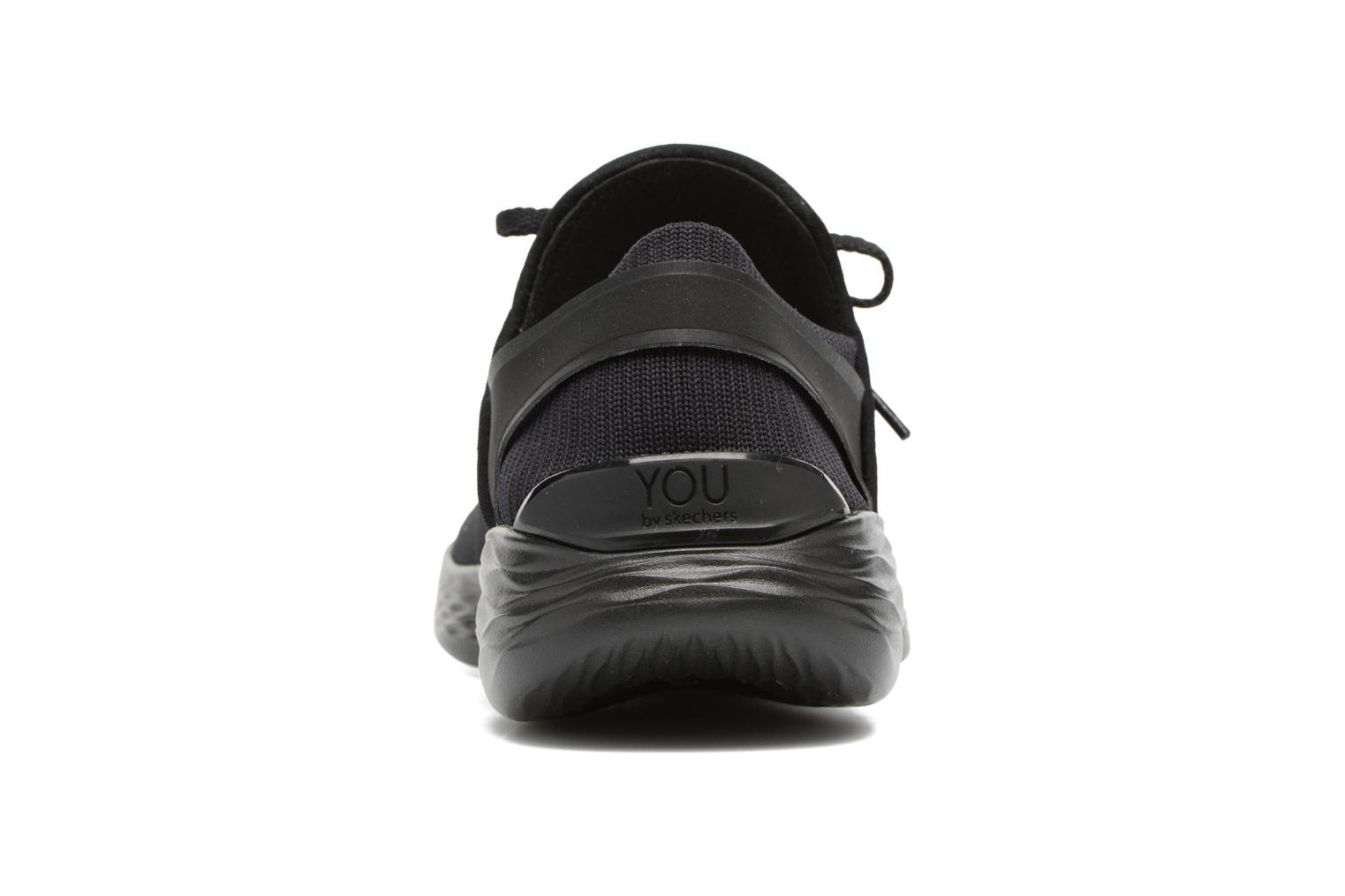 Sport shoes Skechers You Inspire Black view from the right