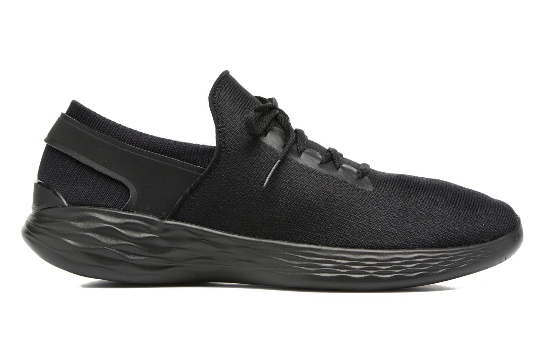 Sportschuhe Skechers You Inspire schwarz ansicht von hinten