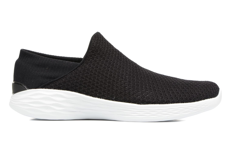 Chaussures de sport Skechers You Noir vue derrière
