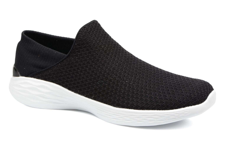 Zapatillas de deporte Skechers You Negro vista de detalle / par