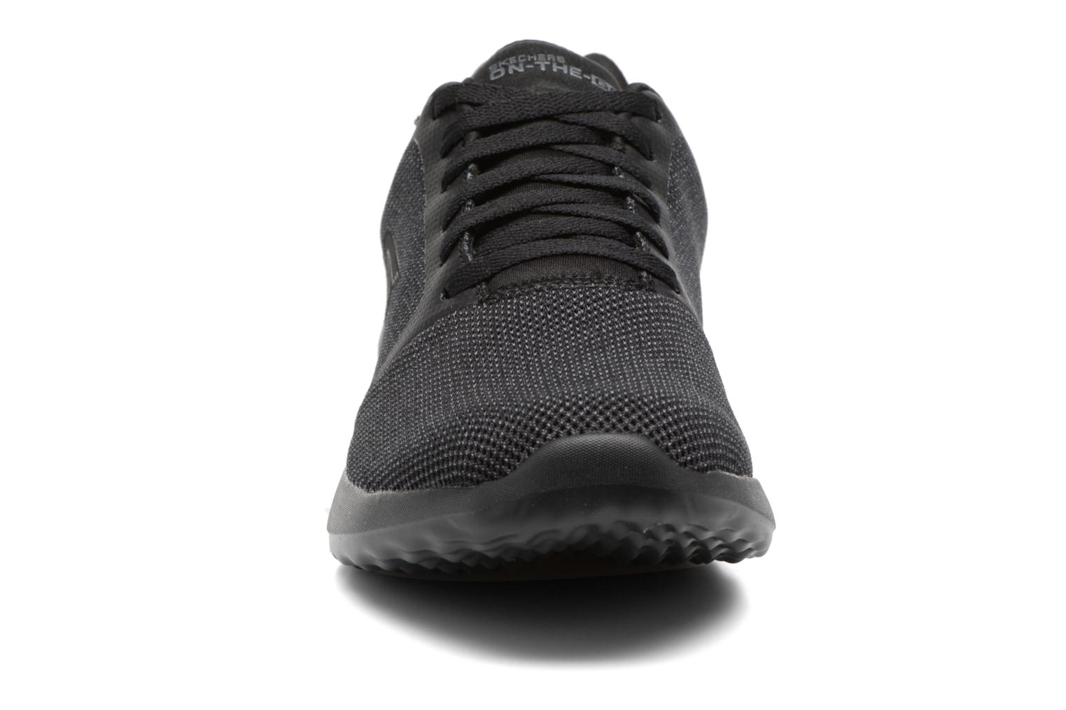 Sport shoes Skechers On-the-go City 3.0 Black model view