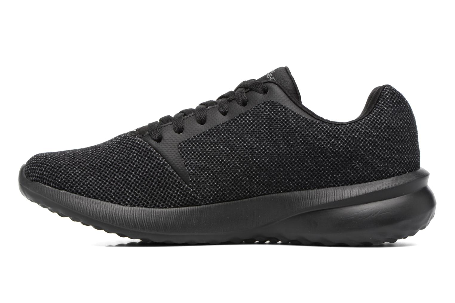 Sport shoes Skechers On-the-go City 3.0 Black front view