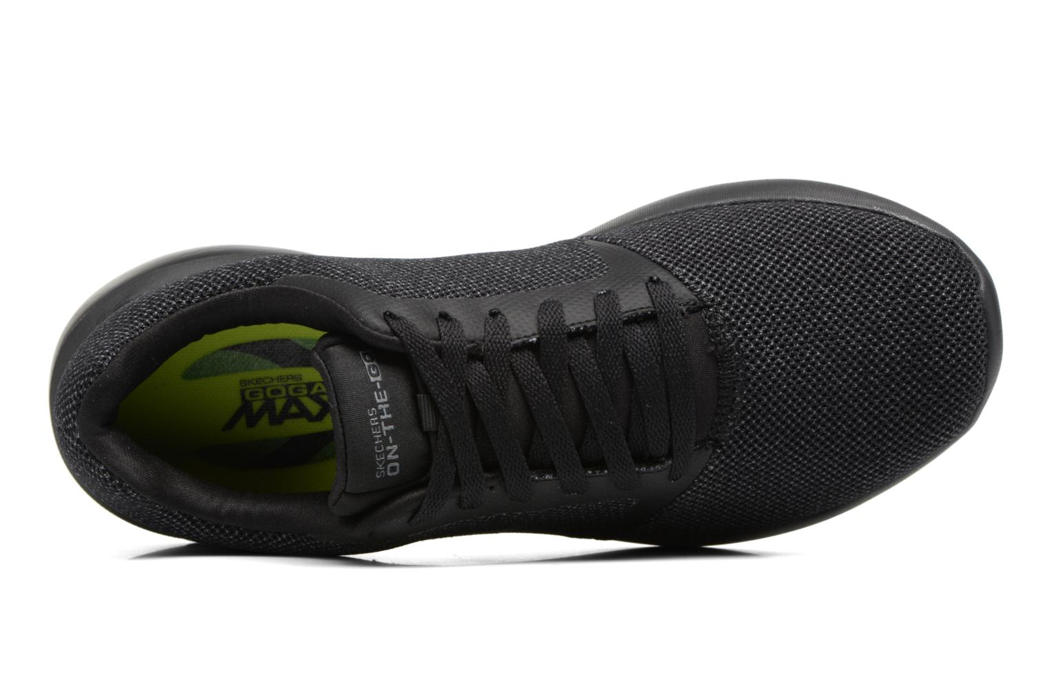 Zapatillas de deporte Skechers On-the-go City 3.0 Negro vista lateral izquierda