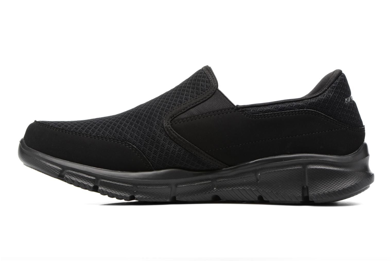 Chaussures de sport Skechers Equalizer Persistent Noir vue face