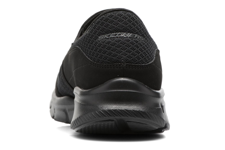 Chaussures de sport Skechers Equalizer Persistent Noir vue droite