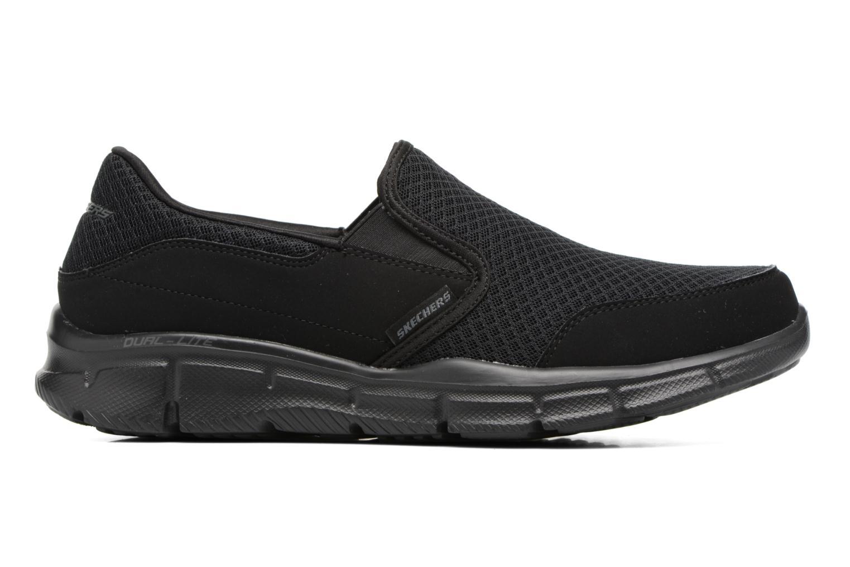 Chaussures de sport Skechers Equalizer Persistent Noir vue derrière