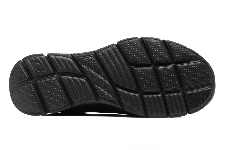 Chaussures de sport Skechers Equalizer Persistent Noir vue haut