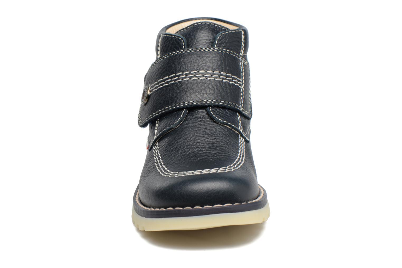 Bottines et boots Pablosky Paby Bleu vue portées chaussures