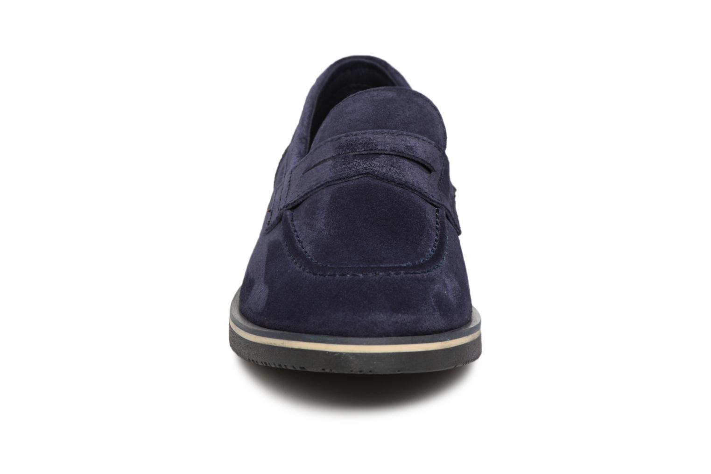 Slipper Pablosky Anielo blau schuhe getragen