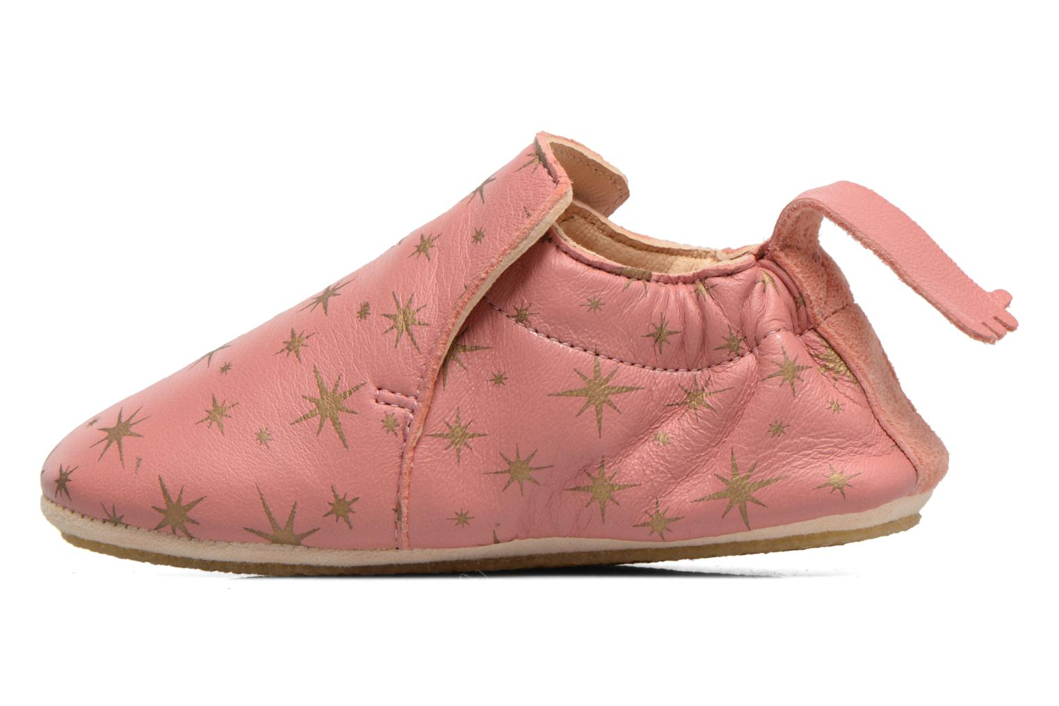 Chaussons Easy Peasy Blublu Cosmos Rose vue droite