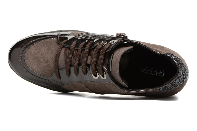 Sneakers Geox D Eleni C D7467C Bruin links