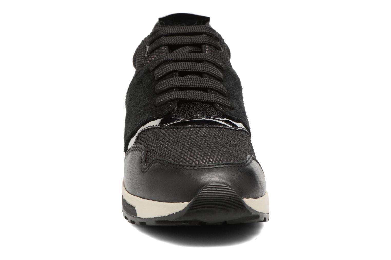 Baskets Geox D Phyteam A D724DA Noir vue portées chaussures