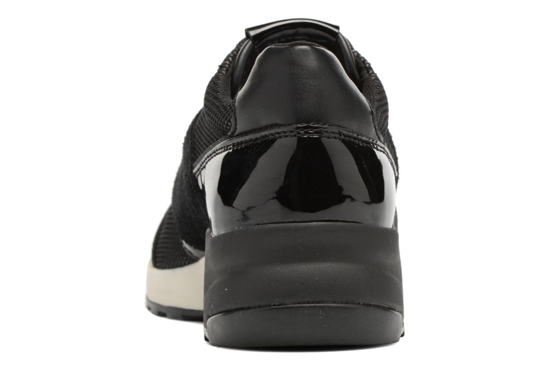 Baskets Geox D Phyteam A D724DA Noir vue droite