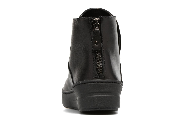 Bottines et boots The Flexx Sneak on Over Noir vue droite