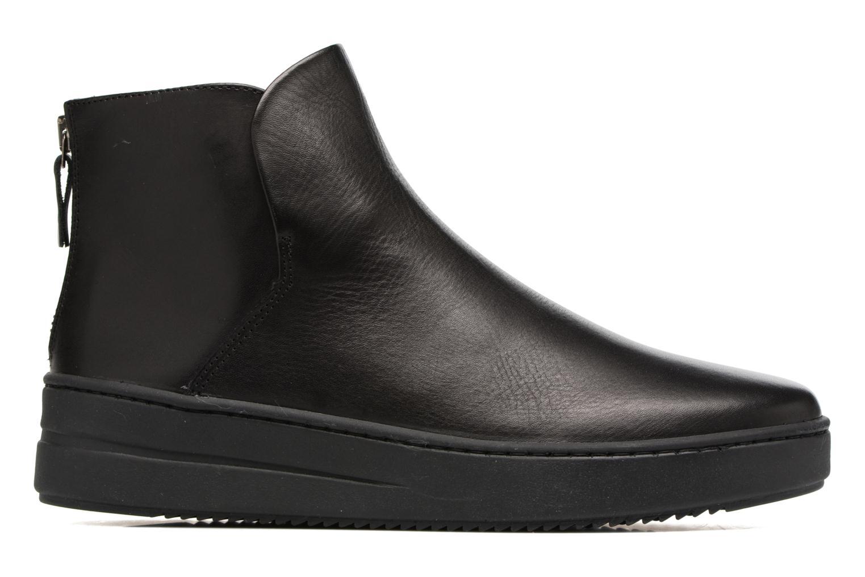 Bottines et boots The Flexx Sneak on Over Noir vue derrière