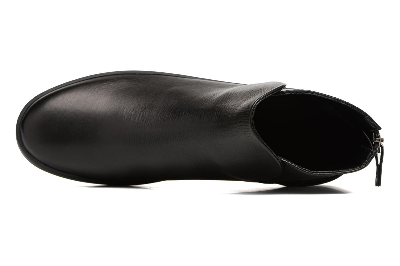 Bottines et boots The Flexx Sneak on Over Noir vue gauche