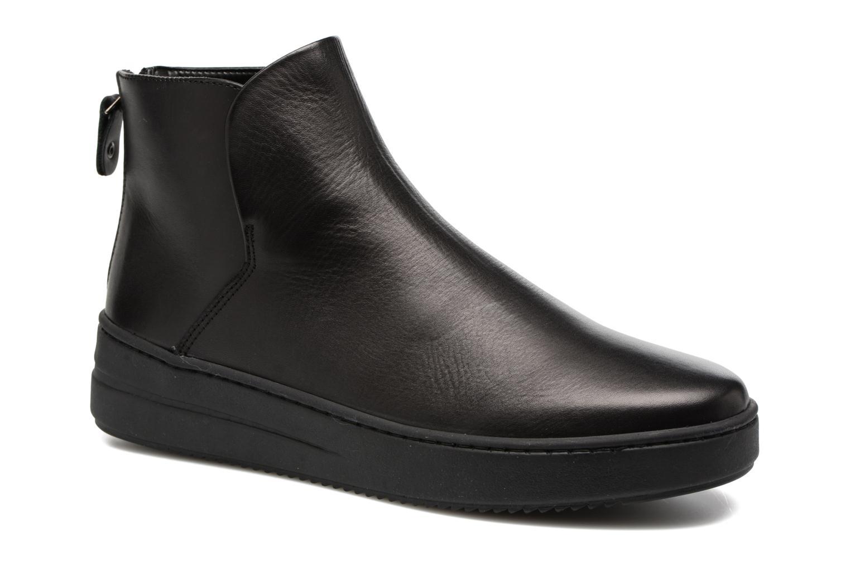 Bottines et boots The Flexx Sneak on Over Noir vue détail/paire