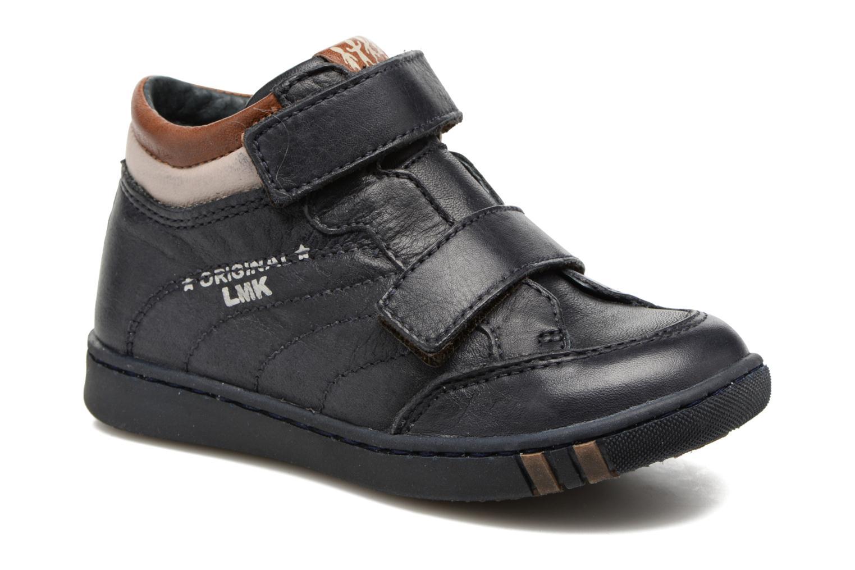 Sneaker Little Mary Cnickel blau detaillierte ansicht/modell