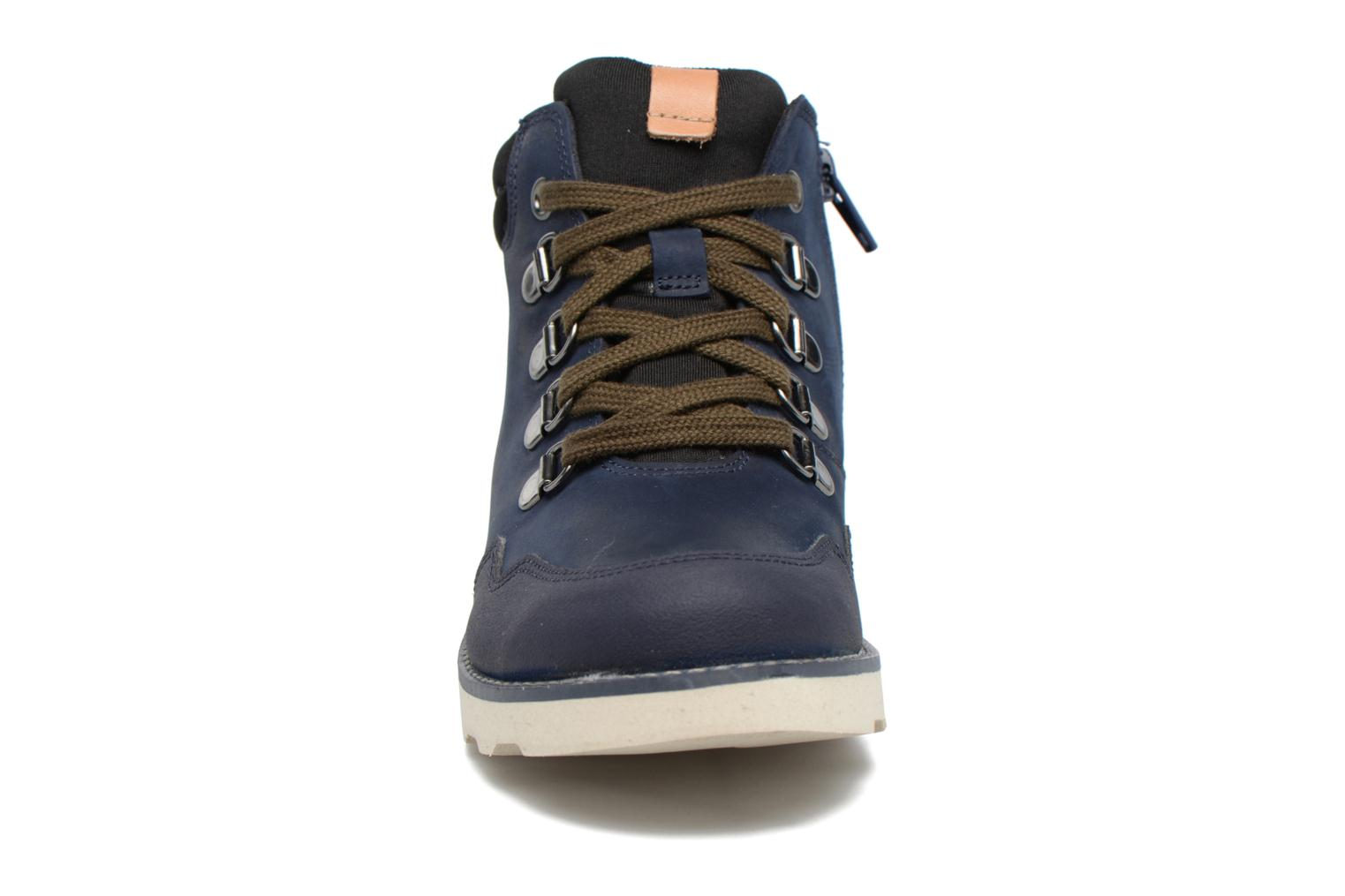 DexyHi GTX Navy leather