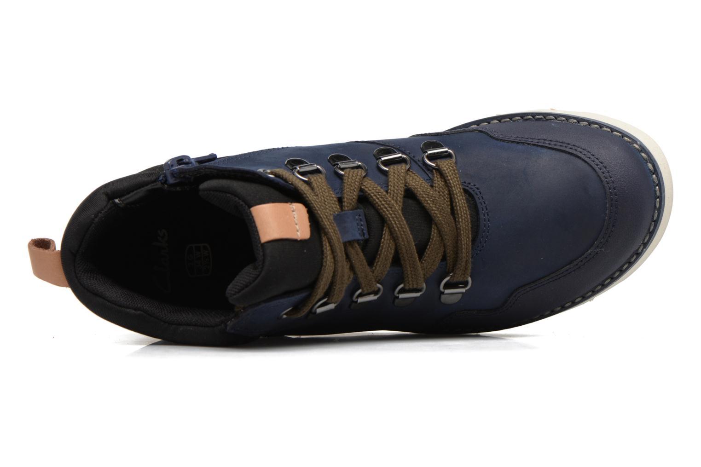 DexyHi GTX Navy leather
