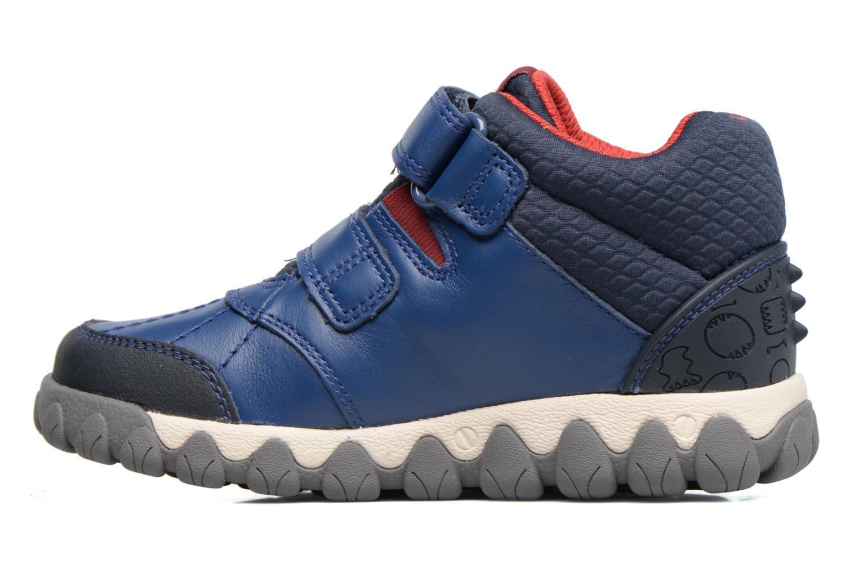 Tyrex Glo Inf Blue Combi Lea