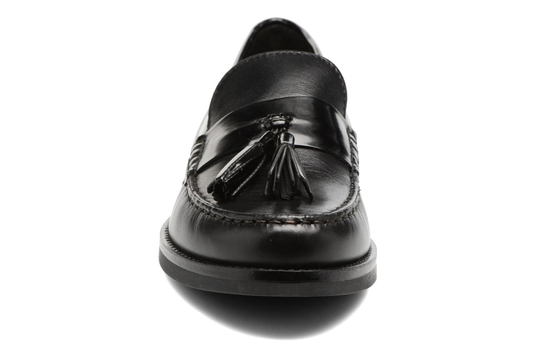 Mocassins Geox D Promethea C D64R3C Noir vue portées chaussures