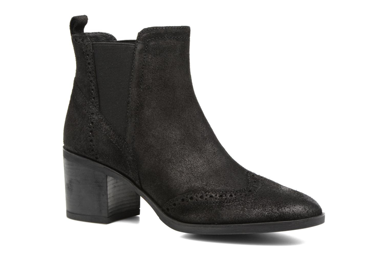Bottines et boots Geox D Glynna B D743CB Noir vue détail/paire
