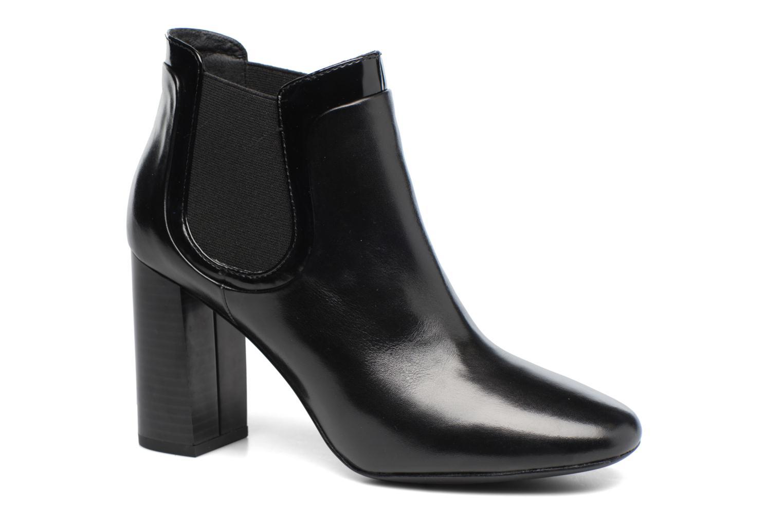 Bottines et boots Geox D Audalies H.A D743XA Noir vue détail/paire