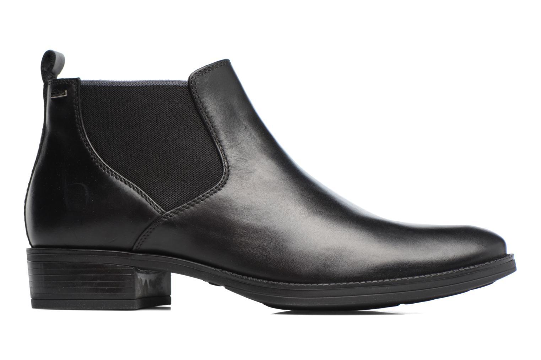 Bottines et boots Geox D Mendi Np Abx A D746SA Noir vue derrière