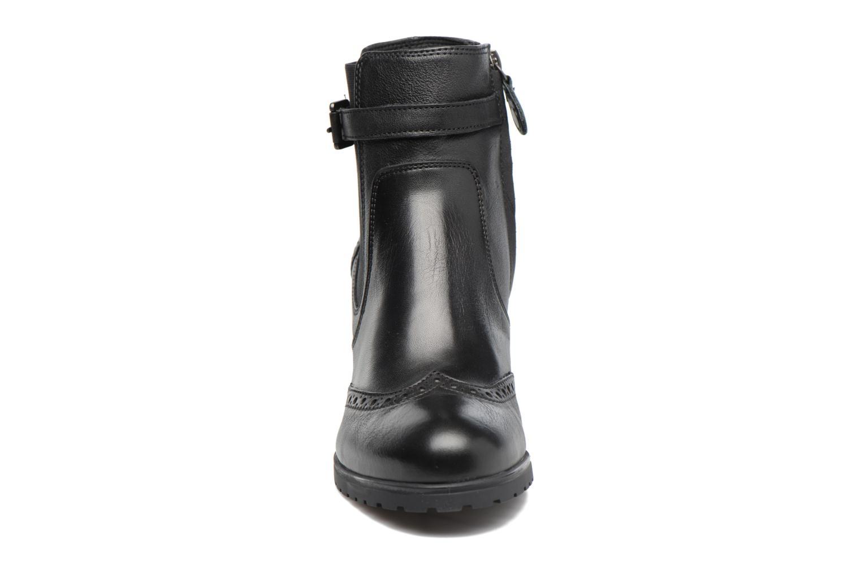 Bottines et boots Geox D New Lise C D746VC Noir vue portées chaussures
