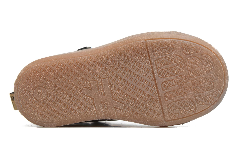 Sneaker Babybotte Afolan grau ansicht von oben